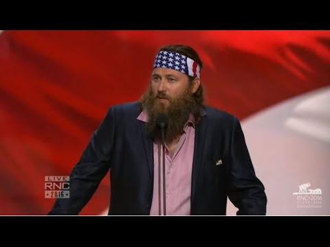 Willie Robertson | 2016 Republican National Convention
