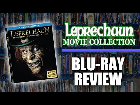 Leprechaun Collection Blu-Ray Review (Lion's Gate Entertainment)