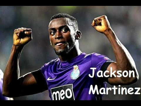 The Amazing Jackson MArtinez