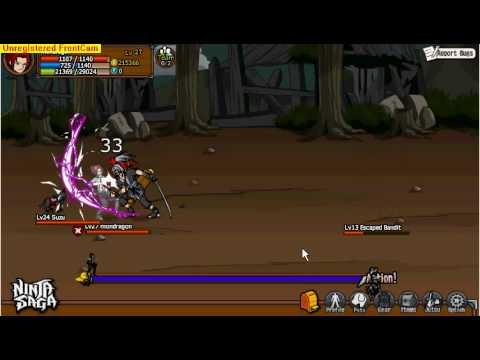 descargar hack para ninja saga