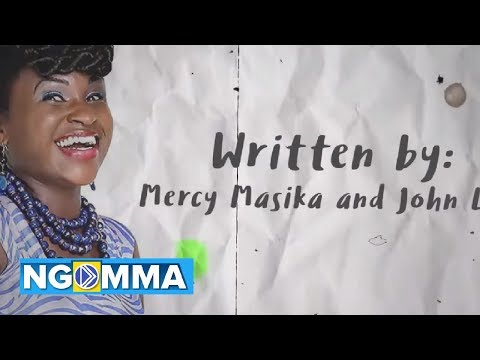 Mercy Masika - Simama Jitukuze (Official Lyric Video)