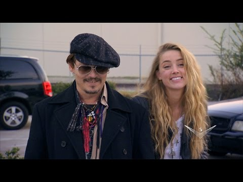 Amber Heard Gets Gloriously Pranked By Johnny Depp and Her Dad on 'Overhaulin'!