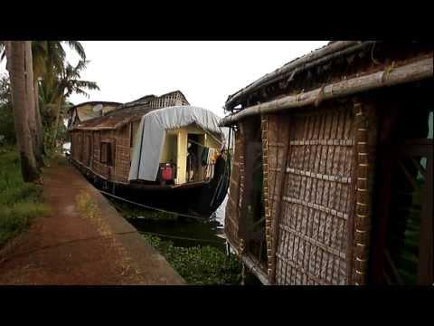 Aleppey(Alappuzha) - The backwater destination
