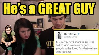 """""""The real Harry Styles"""" 