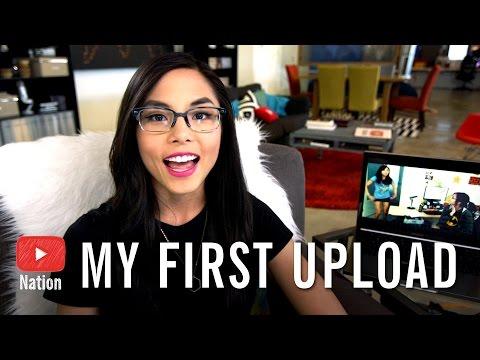Anna Akana: My First Upload
