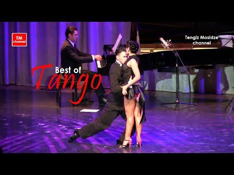 "Tango ""Patético"". Dmitry Vasin & Carla Espinosa with ""Solo Tango"" orchestra. Танго."