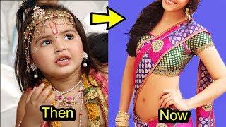 'Jai Shri Krishna' Child Actress