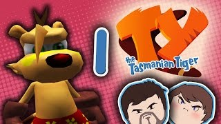 Ty The Tasmanian Tiger: Welcome to Australia - PART 1 - Grumpcade
