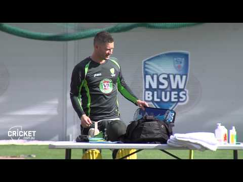 Michael Clarke's comeback, and update