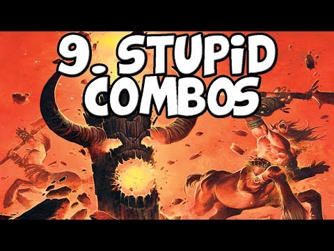 9 Stupid Ways to Kill Your Opponent [Hearthstone] Top 2 Tavern Brawl