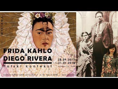 Frida Kahlo I Diego Rivera W Poznaniu. Vlog Ze Spaceru Po Wystawie O Polskich Kontekstach