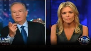 Watch Bill O'Reilly Slither Away From Megyn Kelly's Sanity Explosion