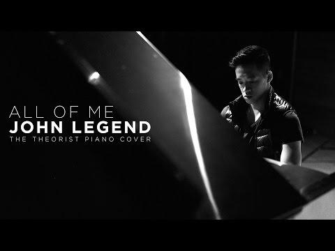 Download  John Legend - All of Me | The Theorist Piano Cover Gratis, download lagu terbaru