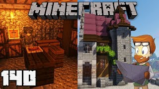 Building with fWhip : CITY BARRACKS #140 MINECRAFT 1.13 Let's Play Single Player Survival