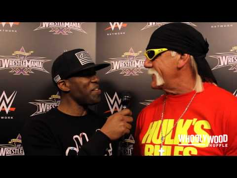 DJ Whoo Kid Vs. Hulk Hogan & John Cena For Wrestlemania 30 [Video]