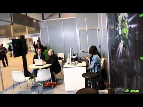 GO SPAIN TV At FITUR - Behind The Scenes