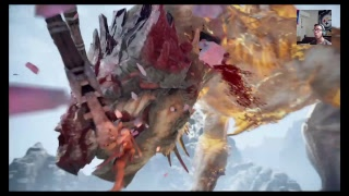 God of war!!!!!!! Ep 4 continued he's being a douche!!!