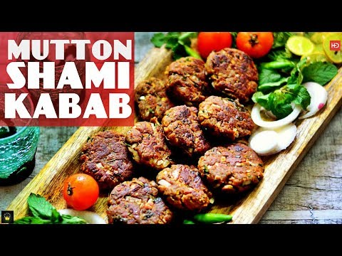 Shami kabab recipe | Mutton kabab recipe | How to make Shami kabab | Bakra eid recipes | Eid recipes