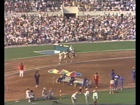 Mens 800 metres Rome 1960 (Peter Snell Documentary)