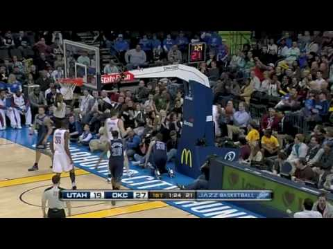 Kyle Weaver run the court to block Kyle Korver layup attempt vs Utah Jazz Video