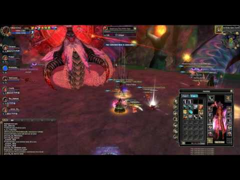 Silkroad Online - Medusa kill Rome server (5th of all iSro)