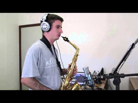 Marcus Miller - Maputo (Sax Cover)
