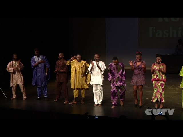 Uzuri 2013 - African Students Association of Concordia University ASAC