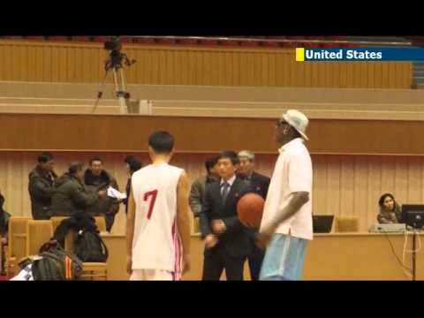 Basketball Diplomacy: Dennis Rodman checks into rehab centre following troubled North Korea visit