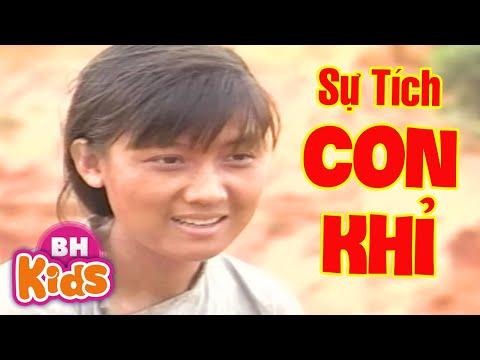 Sự Tích Con Khỉ | Phim Truyện Cổ Tích Việt Nam [HD] | co tich viet nam