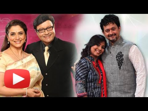 Swapnil Joshi As A Guest On sachin Supriya Show With Wife - Marathi Entertainment video
