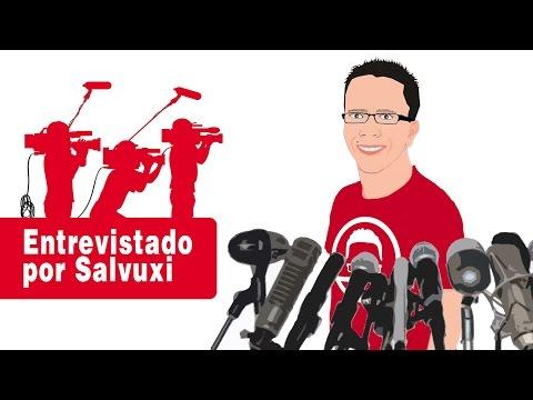 Random Videojueguil #20 - Entrevistado por Salvuxi