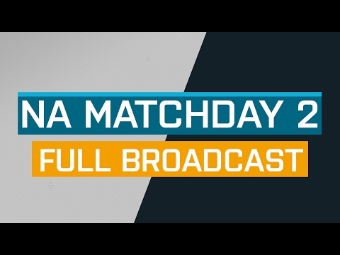 Full Broadcast - NA Matchday 2 A - ESL Pro League Season 5 - OpTic Renegades | Selfless CLG