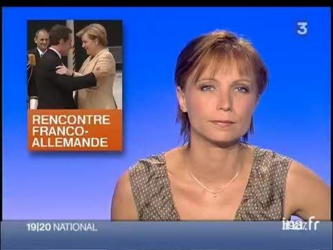 Sarkozy et Merkel à Toulouse