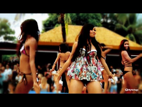 FTV - Bali | Bikini Party @ Ku De Ta Beach Club ft Michel Adam | FashionTV - FTV.com