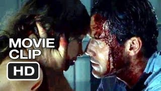 No One Lives Movie CLIP - Zip Tie (2013) - Luke Evans Horror Movie HD