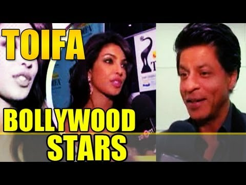 Priyanka Chopra, Shahrukh Khan, Ranbir Kapoor and many more at TOIFA Awards, 2013