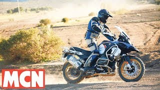 BMW R1250GS Adventure first ride | MCN | Motorcyclenews.com