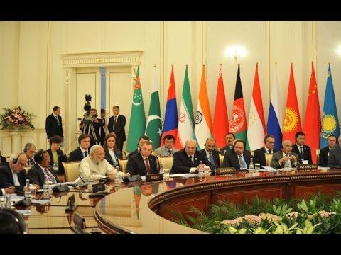 PM Modi's speech at SCO Summit 2016 in Tashkent, Uzbekistan