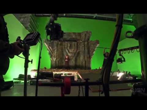 The Hobbit: The Desolation of Smaug - Behind the Scenes in Smaug's Cave