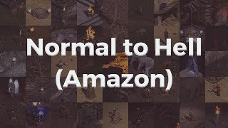 Normal to Hell (Amazon)