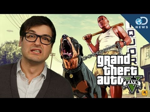 How Playing GTA5 Affects Your Brain