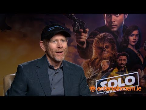 How Did Ron Howard Direct Solo: A Star Wars Story After Joining The Project Late?