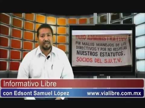 Informativo Libre Nota del día 09-Septiembre-2014 Ciudad del Carmen Campeche