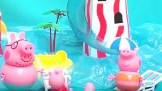 Сборник мультфильмов свинка пеппа смотреть все подряд
