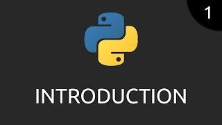 Python #1 - introduction