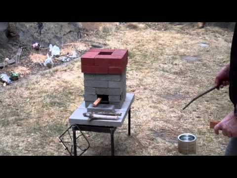 How to improve on the basic brick rocket stove
