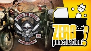 RIDE TO HELL: RETRIBUTION (Zero Punctuation)