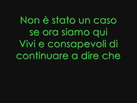 Laura Pausini - Scriverò il tuo nome in maiuscolo