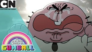 The Amazing World of Gumball | Richard Won't Admit That He's Bald | Cartoon Network