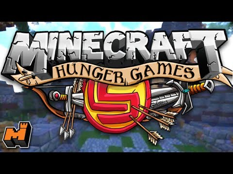 Minecraft: Hunger Games Survival w CaptainSparklez RIVER BATTLE